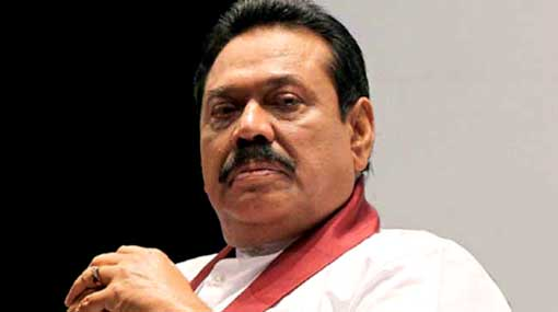 Govt. should intervene to protect temples in North-East – Mahinda