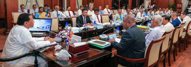President calls for report as govt looks to limit imports