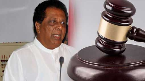 Case against Sarath Kumara Gunaratne postponed to Dec 12