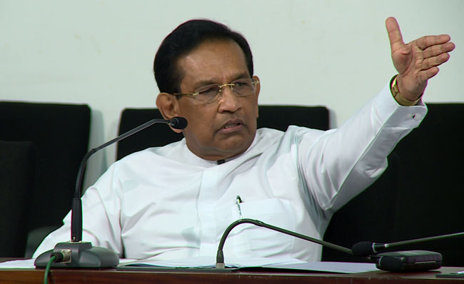 No argument between President and PM at Cabinet meeting – Rajitha