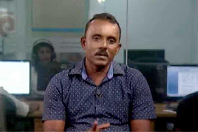 Thebuwana Police Sergeant speaks to Ada Derana
