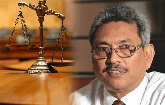 Gotabaya's petition to be taken up on Nov 02