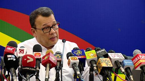Govt. must investigate Cabinet leakers - Samarasinghe