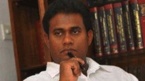 Ex-UNP MP appointed as Media Director to President