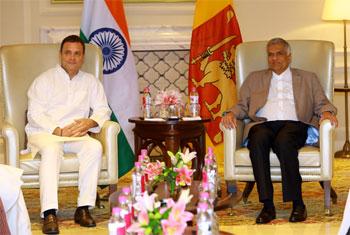 PM meets Rahul Gandhi...