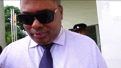 Fmr DIG Nalaka de Silva grilled for 9 hours by CID for 2nd day