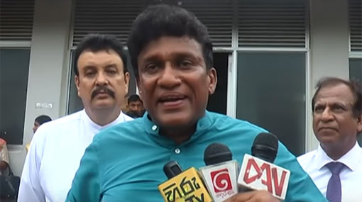 Mano reveals reason for people's disappointment in govt