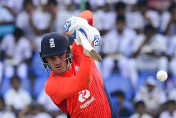 England seal ODI series with rain-affected win over Sri Lanka