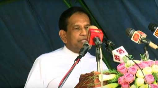 Had Mahinda listened to me, he'd still be president – Rajitha