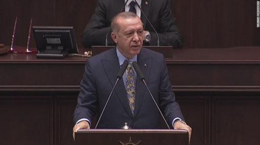 Erdogan says Khashoggi was victim of 'ferocious' pre-planned murder