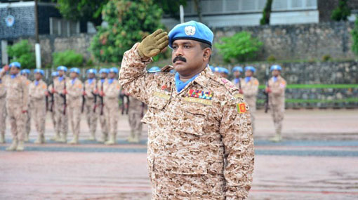 Sri Lanka recalls UN peacekeeping commander in Mali