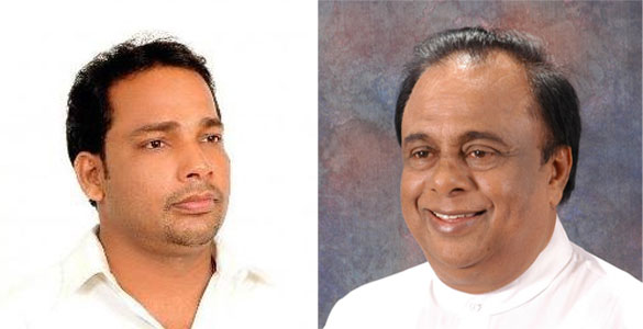 TNA and UNP MPs sworn in as Minister & Dy Minister