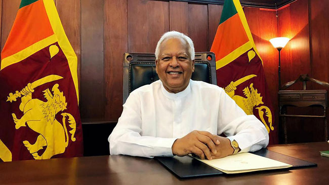 Sri Lanka's crisis was a case of who reached for the gun first - Amunugama