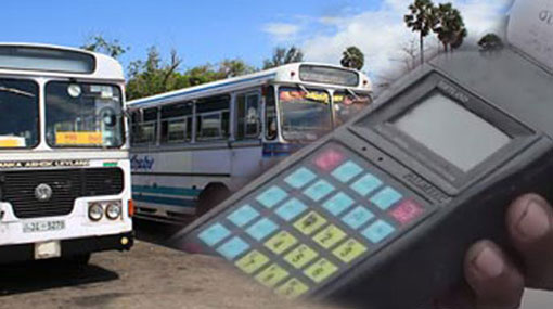 Bus fares to be cut down?