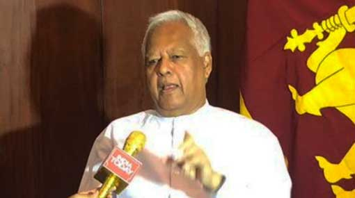 Ranil had no business to give India assurances about Colombo Port – Amunugama
