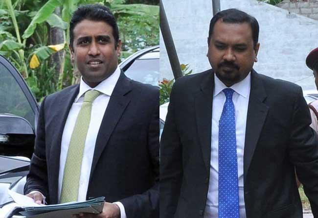 Aloysius and Palisena further remanded until Nov 21