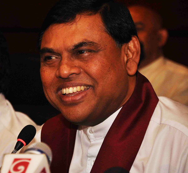 Police to seek court order to  bring down Basil Rajapaksa