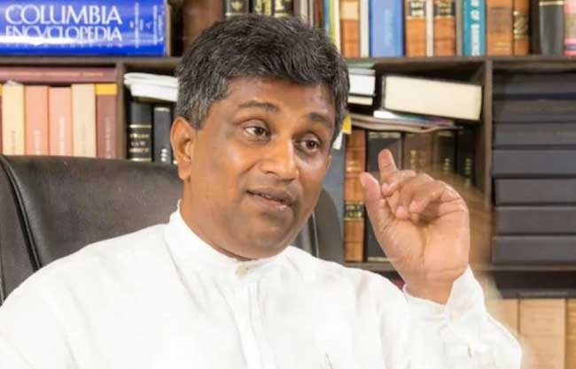 President has no power to dissolve parliament – Ajith P. Perera