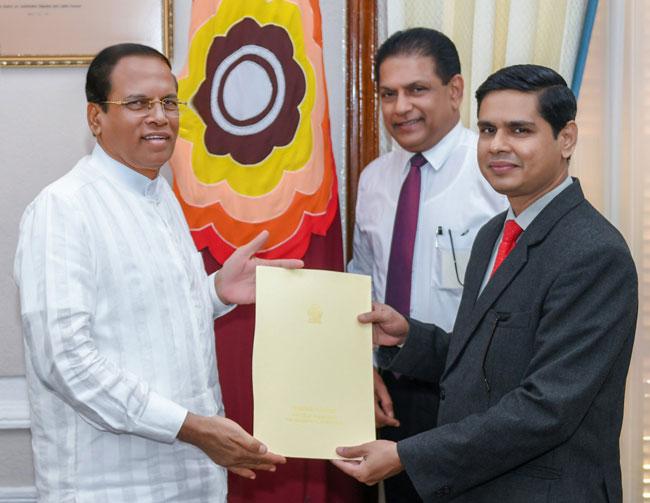 New DG appointed to Mahaweli Authority