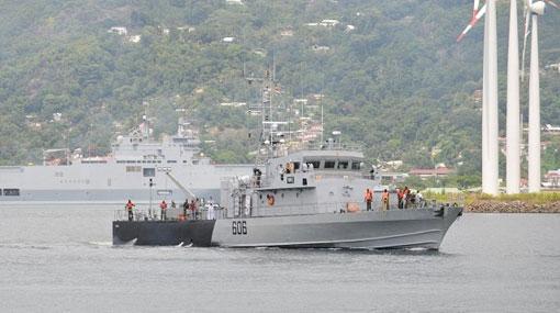 Sri Lankan boats intercepted in waters of Seychelles