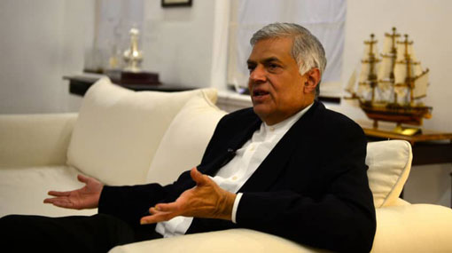 Willing to work with the President - Ranil