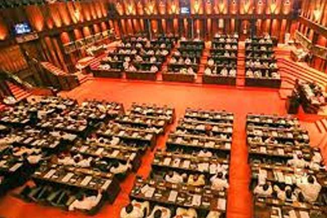 Parliament to be dissolved tonight