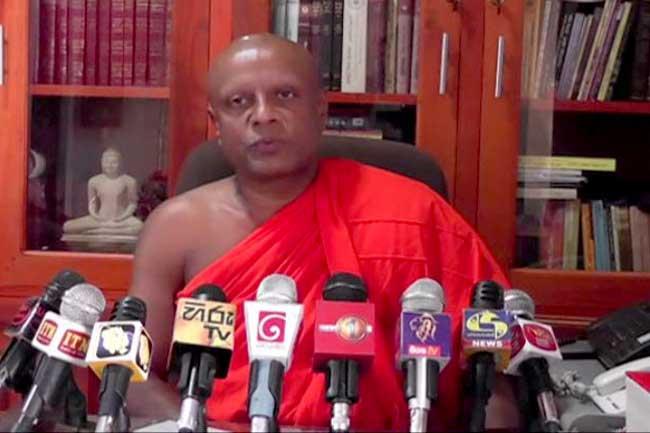 Mahinda is the leader we can trust – Dhammarathana Thero