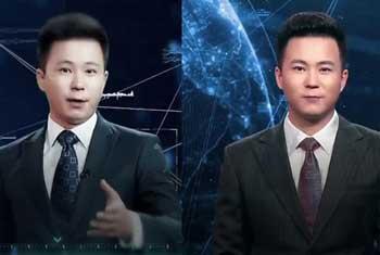China's Xinhua agency unveils AI news presenter