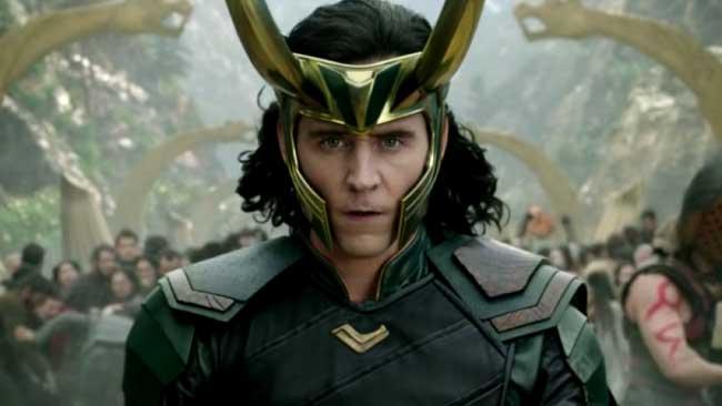Tom Hiddleston to return as Loki in new TV series
