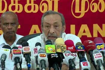 Karu became pawn of UNP plan – Vasudeva