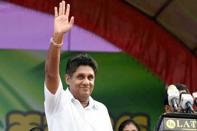 I'm ready to take on any responsibility of UNP – Sajith