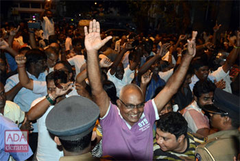 SC suspends dissolution of Parliament...
