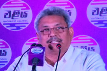 Mahinda could have waited for a year and half, but can the country? - Gotabaya