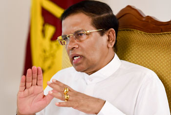 President calls all-party conference tomorrow
