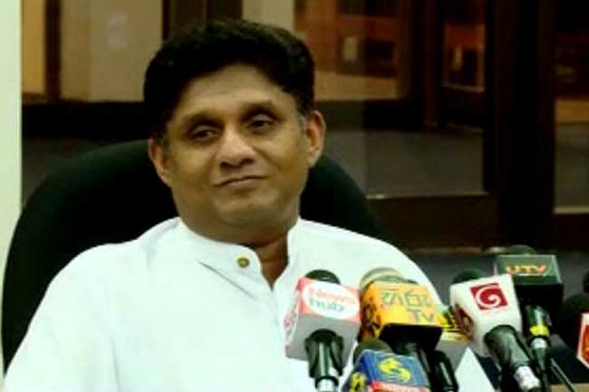 Parliament was peaceful because there was no vote – Sajith