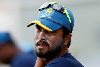 Dinesh Chandimal out of third Test against England