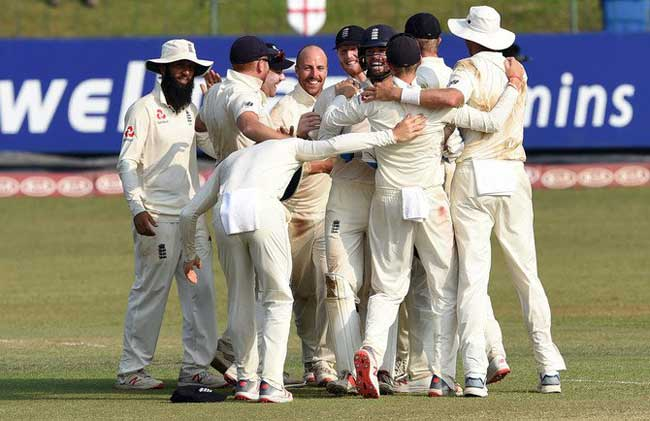 England win by 42 runs to seal series whitewash