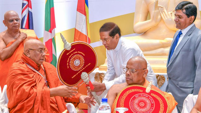 SL hosts 5th International Conference of Theravada Buddhist Universities