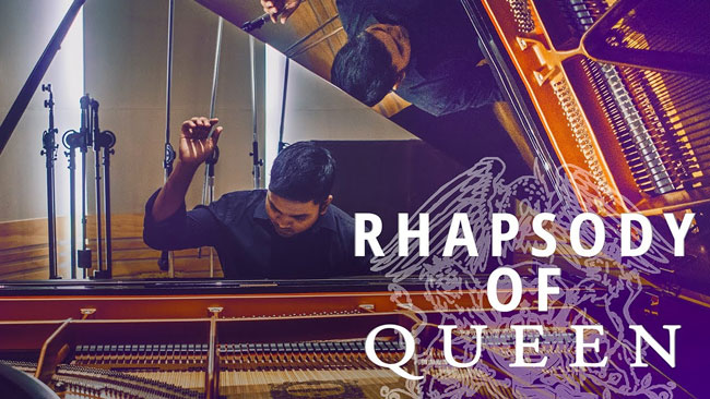 Eshan Denipitiya's piano rendition of Queen songs gets the thumbs up from Brian May