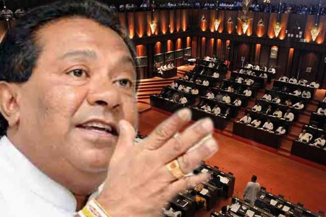 Govt. MPs to boycott parliament today
