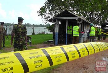 Two cops killed in Batti...