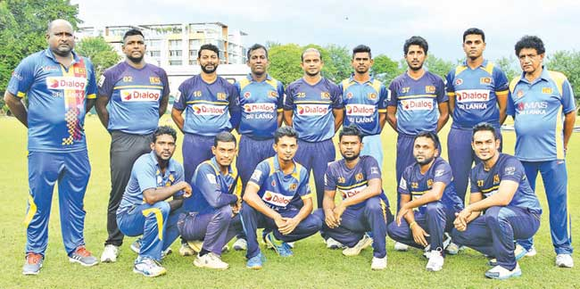 Sri Lanka Wins Icc T20 Deaf Cricket World Cup