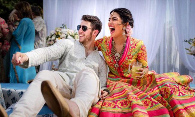 Priyanka Chopra weds Nick Jonas