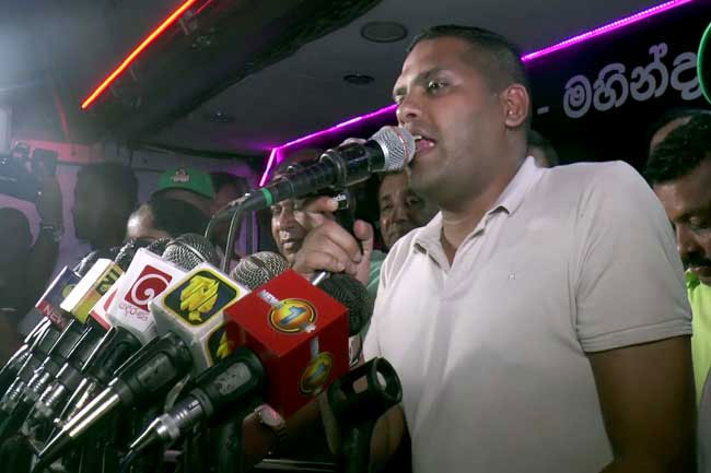 Presidential candidate will be from within UNP – Harin