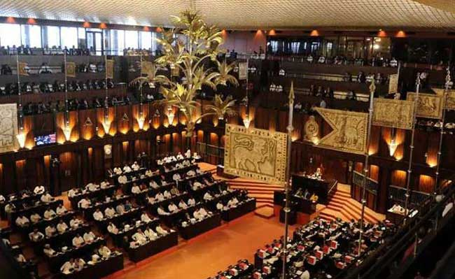Parliament set to convene; govt. party to boycott session