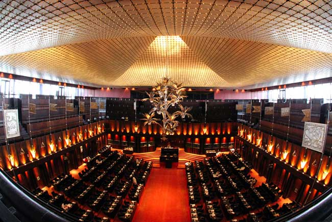 Next parliamentary session on Dec 12