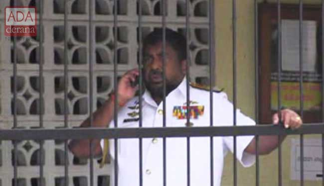 Admiral Ravindra Wijegunaratne granted bail
