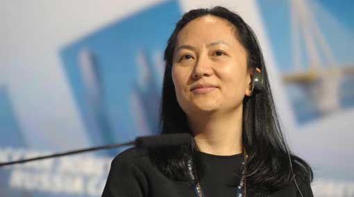Huawei's CFO arrested in Canada