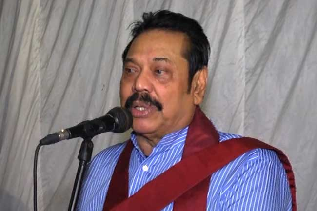 Reason for instability is suspending PM and Cabinet – Mahinda