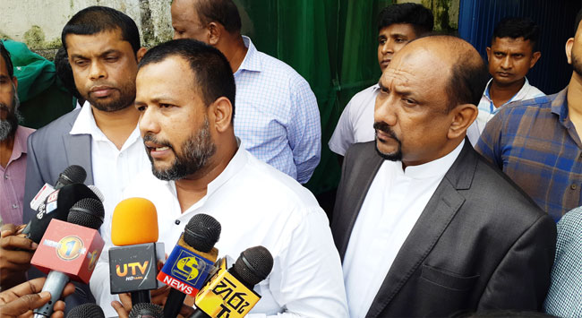 We are only partners of democracy, not of UNP - Rishad
